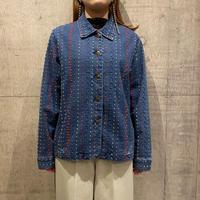 90s design denim jacket