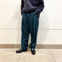 80s〜3tucks rayon slacks pants