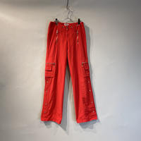 90s〜design flare cargo pants