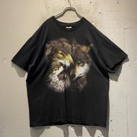 wolf printed T-shirt