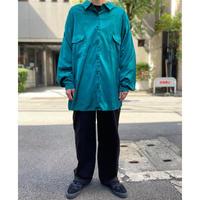 oversized shiny L/S shirt