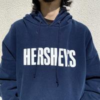 """90s〜00s """"HERSHEY'S"""" printed sweat hoodie"""