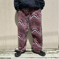 """""""ZUBAZ"""" all-patterned easy pants"""