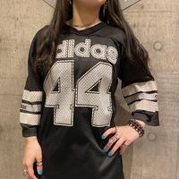 "90s~ ""adidas"" game shirt"
