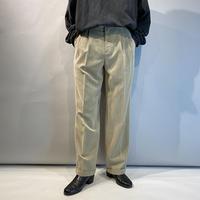 2tucks striped rayon slacks pants
