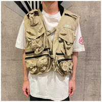 90s fishing vest