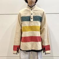 "80s~ ""Woolrich"" wool pollover"