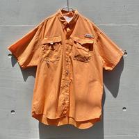 """""""Columbia"""" PFG S/S shirt(ORG)"""