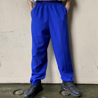 00s easy slacks pants(BLU)
