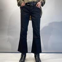 """Calvin Klein Jeans"" flare denim pants"