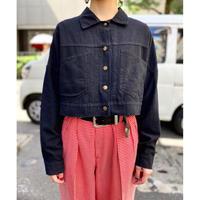 short length cotton jacket