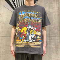 """90s """"LOONEY TUNES"""" printed T-shirt"""