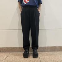 old tuck slacks pants