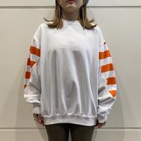 80s dolman sleeve design sweat shirt