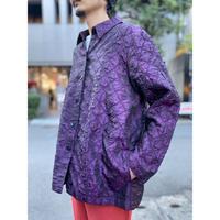 90s quilting design jacket