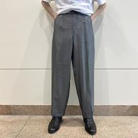 90s~ 2tacks shiny slacks pants