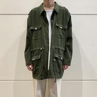 "90s ""DENIM & CO"" fake suede jacket"