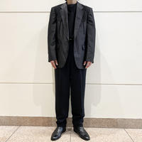 80s〜western design tailored jacket