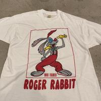 "80s ""ROGER RABBIT"" printed tee"