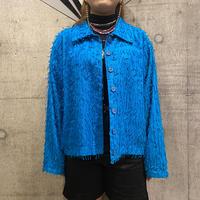 80s~ design cotton jacket
