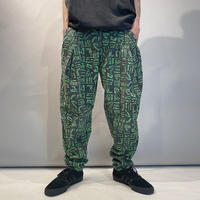 "80s ""GORILLA WEAR"" easy pants"