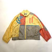 """80s〜""""IXSPA by Jamie Sadock"""" nylon jacket"""