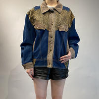 old design denim jacket