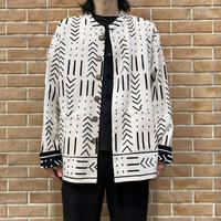old all patterned reversible jacket
