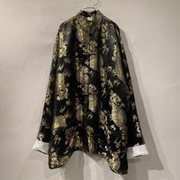 oversized L/S China shirt