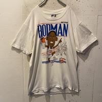 80s Dennis Rodman printed T-shirt