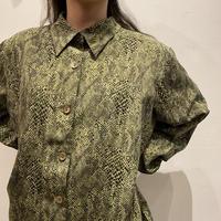 old python pattern desgin shirt