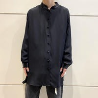 """Dead Stock"" 90s switching design band collor L/S shirt"