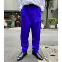 80s four tuck slacks pants