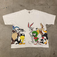 """90s~ """"LOONEY TUNES"""" characters printed T-shirt"""