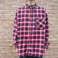 L/S BD flannel shirt