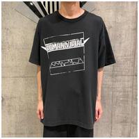 "00s ""ROMANBURIAL"" print T-shirt"