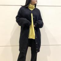 80s~ mohair knit cardigan
