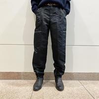 80s design nylon pants