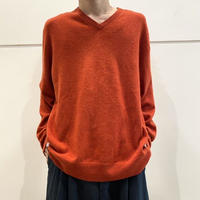 old cashmere knit sweater (ORG)