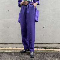 90s easy slacks pants(PPL)