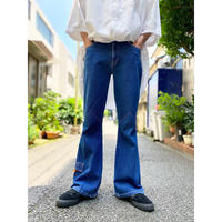 90s〜00s denim flare pants