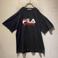 "90s ""FILA"" logo T-shirt"