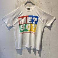 90s logo printed T-shirt
