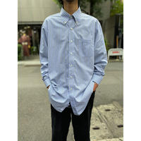 """""""Brooks Brothers"""" stripe L/S shirt"""