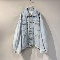 """Calvin Klein Jeans"" design denim jacket"