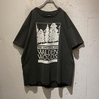 """90s """"The Concerts For WALDEN WOODS"""" T-shirt"""