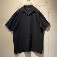 see-through design S/S shirt