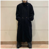 80s wool design coat