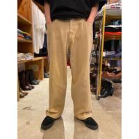 90s side line design denim pants