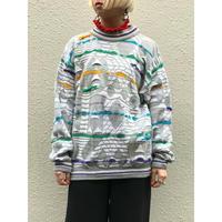 """80年代 """"COOGI"""" 3Dニットセーター"""